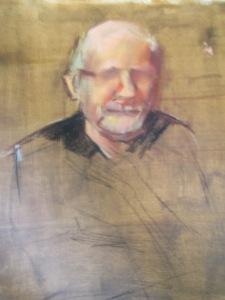 portrait of george beginnings